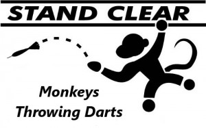 When investing, don't be a monkey throwing darts
